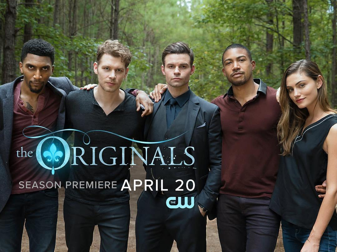 Premiere Ready - The Originals, Season 5