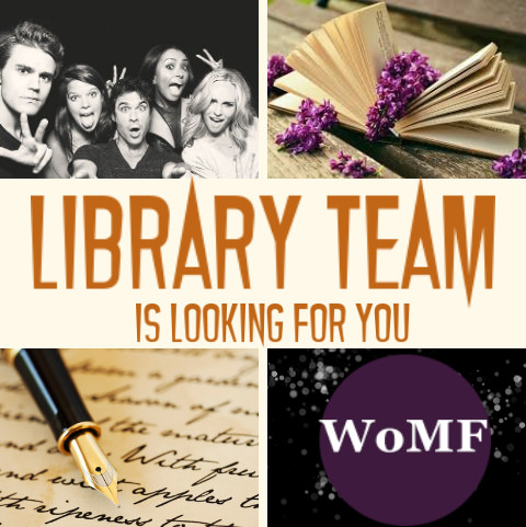 The Job Guide: The Library Team